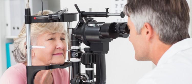 Onderzoek ooggezondheid