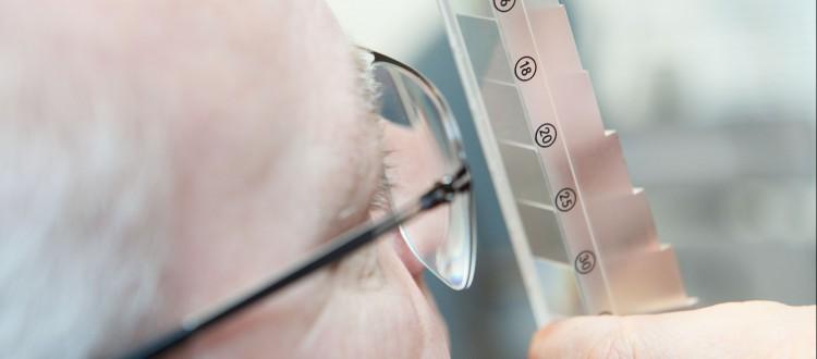 Adviseren bij binoculair zien