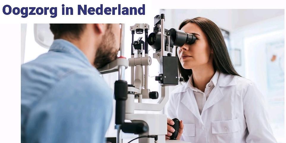 Publicatie ooggezondheid Telegraaf - OVN over oogzorg in Nederland