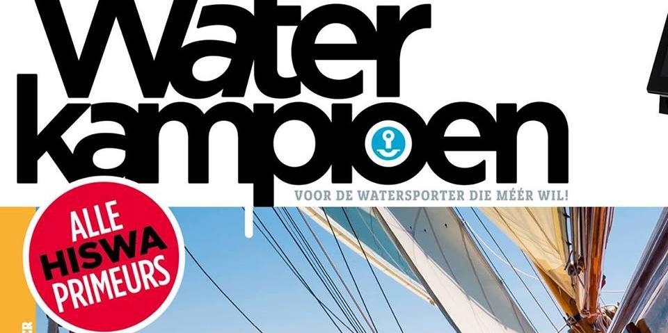Tijdschrift Waterkampioen vindt antwoord bij optometrist